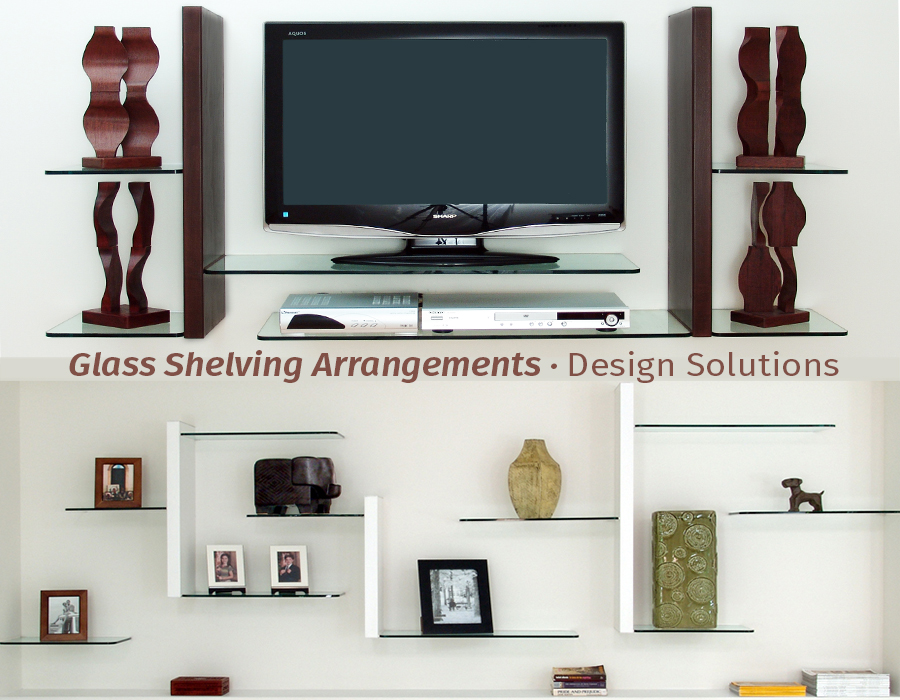 We Re Proud To Introduce You Our Flagship Line Of Floating Gl Shelves Shelving Arrangements Are Truly One A Kind They Represent The Cutting